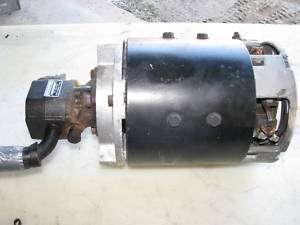 Monarch 12 12v volt dc electric auxillary hydraulic pump for Electric motor hydraulic pump