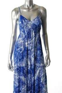Aqua NEW Blue Versatile Dress Smocked Sale S