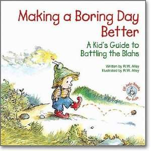 Making a Boring Day Better Elf help Book