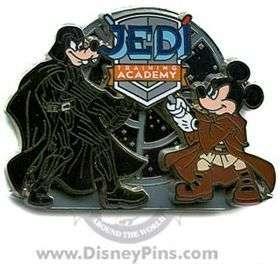 Disney Star Wars   Jedi Training Academy   Logo