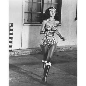 Lynda Carter 12x16 B&W Photograph