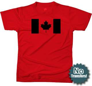 Canada Military Flag Army Canadian Forces New T shirt