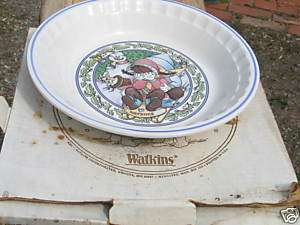 ESTATECOUNTRY KIDS COLLECTORS RECIPE PLATEWATKINS