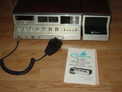 COBRA CB RADIO 2000GTL BASE STATION Dynascan