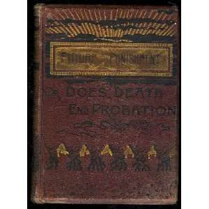 Punishment; Or, Does Death End Probation? William Cochrane Books