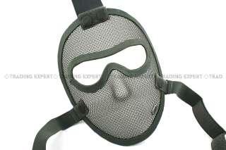 TMC Strike Steel Full Face Mask (ACU) [MK 17] 01625