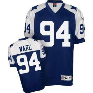 Demarcus Ware Dallas Cowboys Blue Throwback NFL Stitched