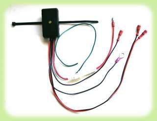 NEW 12 VOLT MINI CHARGER MAX WITH DOUBLE WIRE For LS3 Lighting
