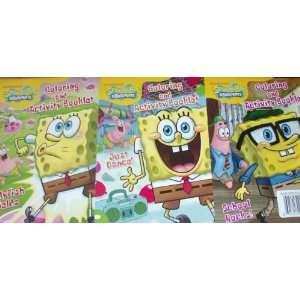 Nickelodeon Spongebob Squarepants 3 Pack Super Activity