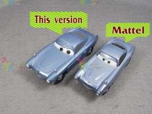 Disney/Pixar Cars 2 FINN McMISSILE Diecast QC105