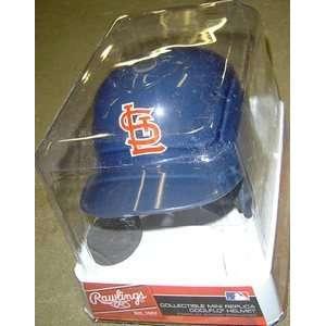 St. Louis Cardinals Rawlings MLB Replica CoolFlo Mini Batting Helmet