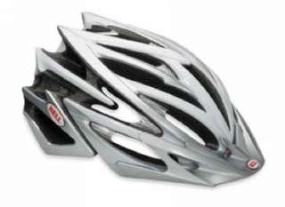 Bell Volt bicycle helmet medium Silver White M NEW