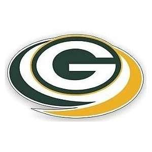 BSI Green Bay Packers 12 x 12 Die Cut Window Film   Set