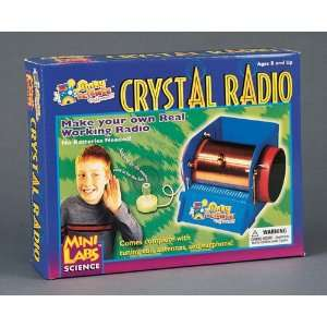 Crystal Radio Kit