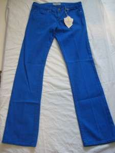 Company J and Company The Beverly Jeans Bootcut 30 Blue