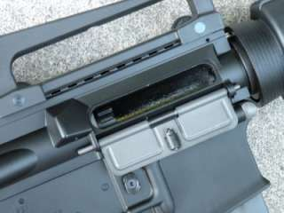KWA Airsoft Full Metal LM4 PTR Gas Blowback Professional Training