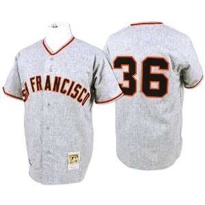 San Francisco Giants Authentic 1962 Gaylord Perry Road