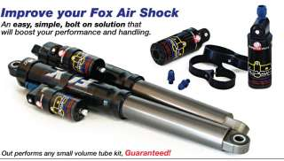 Hygear Air Control Fox Float Shocks Yamaha Phazer RTX 2008