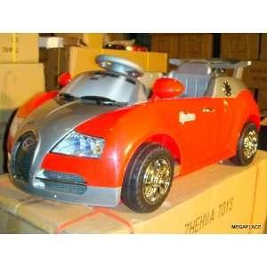 KT Ride on Car Power Electric Radio Remote Control Car