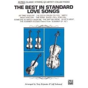 String Quartets) (0723188703456) Tony Esposito, Jeff Sultanof Books