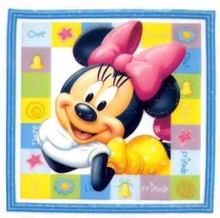 Minnie Mouse Pink Bow Wall Tile Decal Sticker Embossed