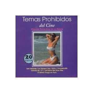 TEMAS PROHIBIDOS Music