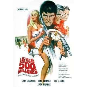 Gary Lockwood)(Elke Sommer)(Lee J. Cobb)(Jean Servais)(Georges Geret
