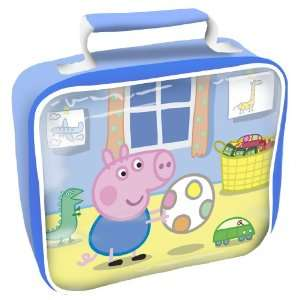 Peppa Pig George School Lunch Kit Kitchen & Dining