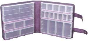 BARNES & NOBLE  Craft Mates Lockables Large Organizer Case 9.75X9.25