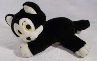 PINOCCHIO FIGARO black cat 15 plush toy doll