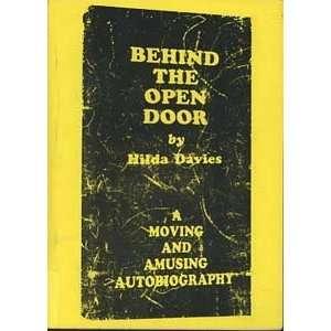 Behind the Open Door (9781897684603): Hilda Davies: Books