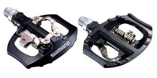 New SHIMANO PD A530 MTB Mountain Bicycle Bike Pedals   Black   Free