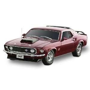 1969 Mustang BOSS 429 Sculpture Car A Tribute To An