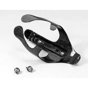 Lightweight 3k Carbon Fiber Standard Bike Bicycle Mount Water Bottle
