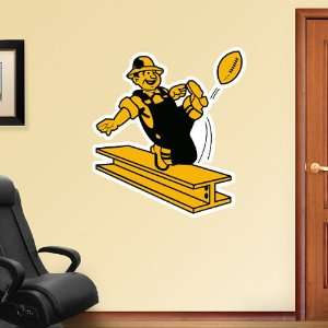 NFL Pittsburgh Steelers Classic Logo Vinyl Wall Graphic