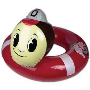 Ohio State Buckeyes 24 Mascot Pool Float/Inner Tube   NCAA College