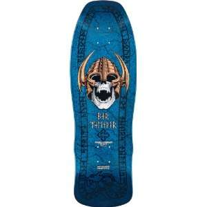 Powell Peralta Skateboards Per Welinder Viking Skull
