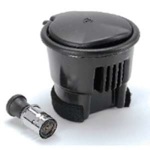 Ford Escape Hybrid Smokers Pack, Black Ash Cup With Lighter Element