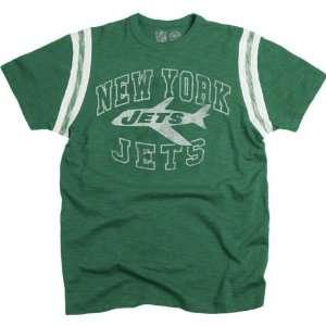 New York Jets Green 47 Brand Season Kickoff T Shirt