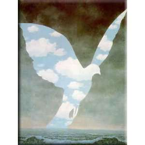 Big Family 12x16 Streched Canvas Art by Magritte, Rene