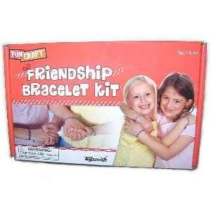 Friendship Bracelet Kit Makes 10 Bracelets Toys & Games