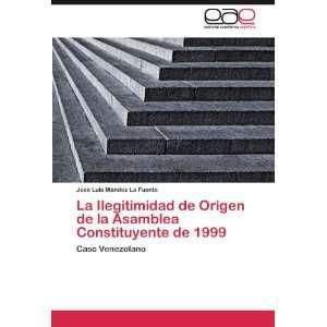 Spanish Edition) (9783845496856) José Luis Méndez La Fuente Books
