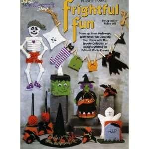 Plastic Canvas Frightful Fun (The Needlecraft Shop, 953308