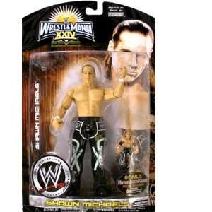 Best Of Wrestlemania  HBK Shawn Michaels Action Figure Toys & Games