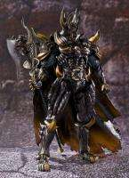 Makaikado Dark Knight Kiba Action Figure Golden Knight Garo SIC