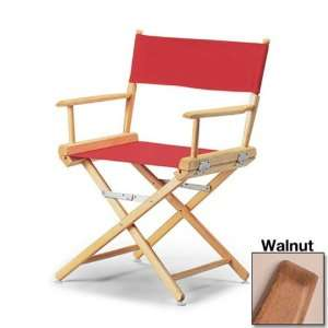 Telescope Casual Celebrity Series Director Chair   Walnut