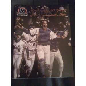 NY Mets Celebrating 50 years Gary Carter on cover Magazine