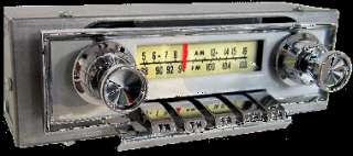 1964 Ford Galaxie AM FM Stereo Radio 180 Watts RMS