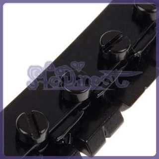 Tune o matic Electric Guitar Metal Bridge 2 Thumb wheel
