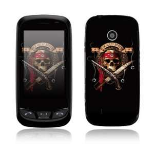 The Jolly Roger Design Decorative Skin Cover Decal Sticker